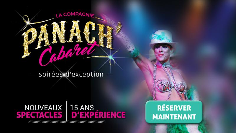 Spectacle Panach Cabaret