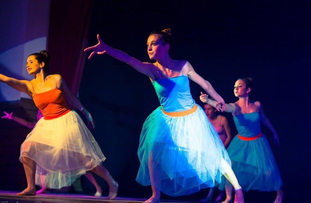 Le plaisir de la danse